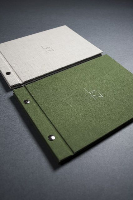 binding | Production | Menu book, Interior design ...