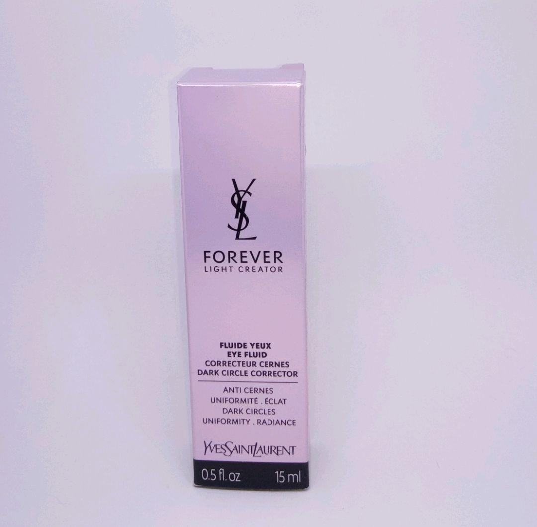 Ysl Yves Saint Laurent Forever Light Creator Eye Fluid Corrector 0 5 Fl Oz El Primer Fluido De Yves Saint Laurent Corrector Par Perfume Perfume Bottles Bottle
