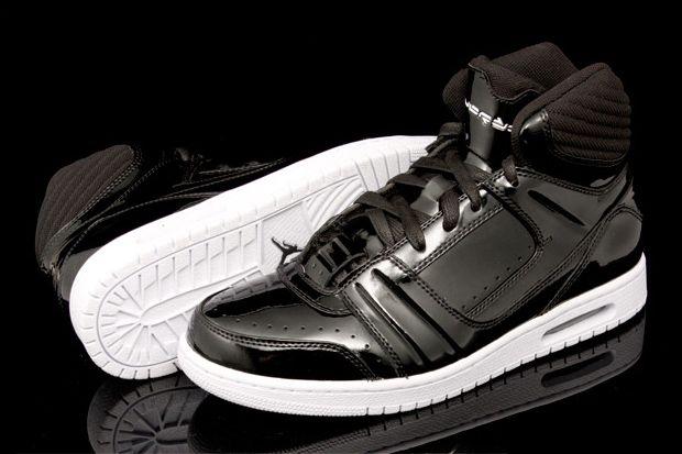 Air Jordan L'Style II Black Patent
