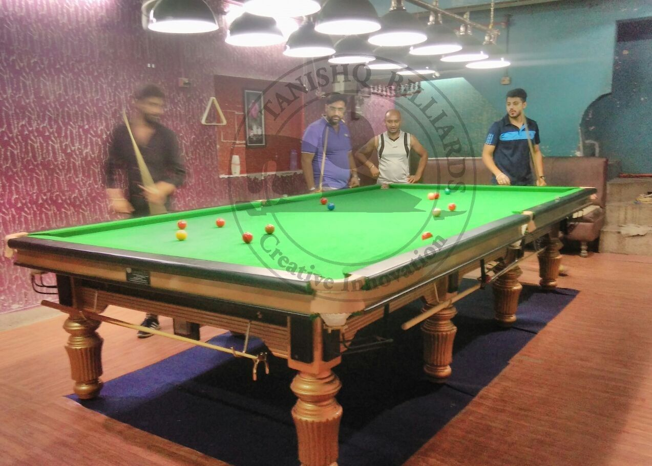 Snooker Table Steel Cushions for Business purpose