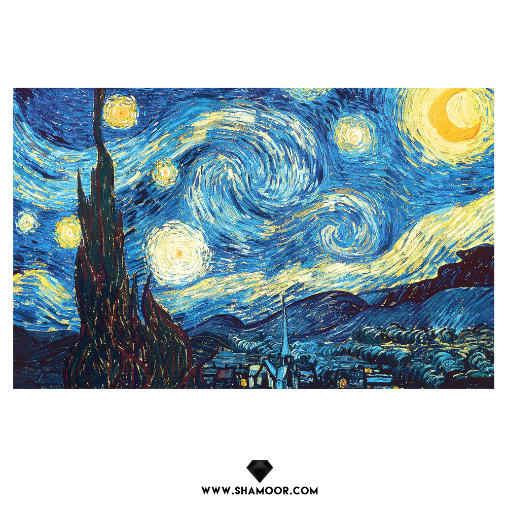 The Starry Night History Description Facts Starry Night Van Gogh Starry Night Art Gogh The Starry Night