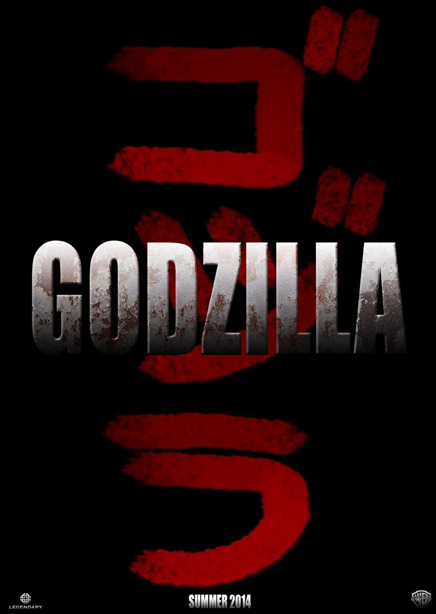 Godzilla 2014 Fan Poster Re Uploaded By Awesomeness360 Godzilla Godzilla 2014 Fan Poster