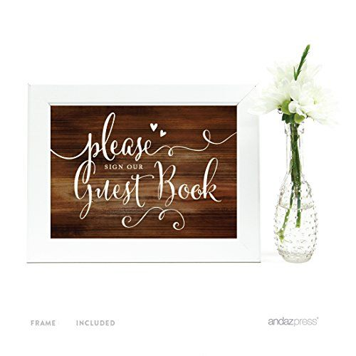 [tps_header]If you're looking for a fun, simple way to add a personal touch to your big day, look no further than a creative wedding sign. Whether it's guiding your guests to the ceremony, welcoming them to the recept...