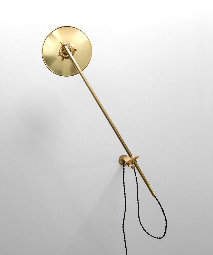 Wall Lamp - Adjustable Lamp - Extension Lamp - Boom Lamp - Bedside ...
