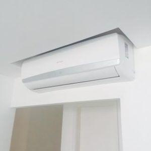 Resultado de imagem para recorte gesso ar condicionado