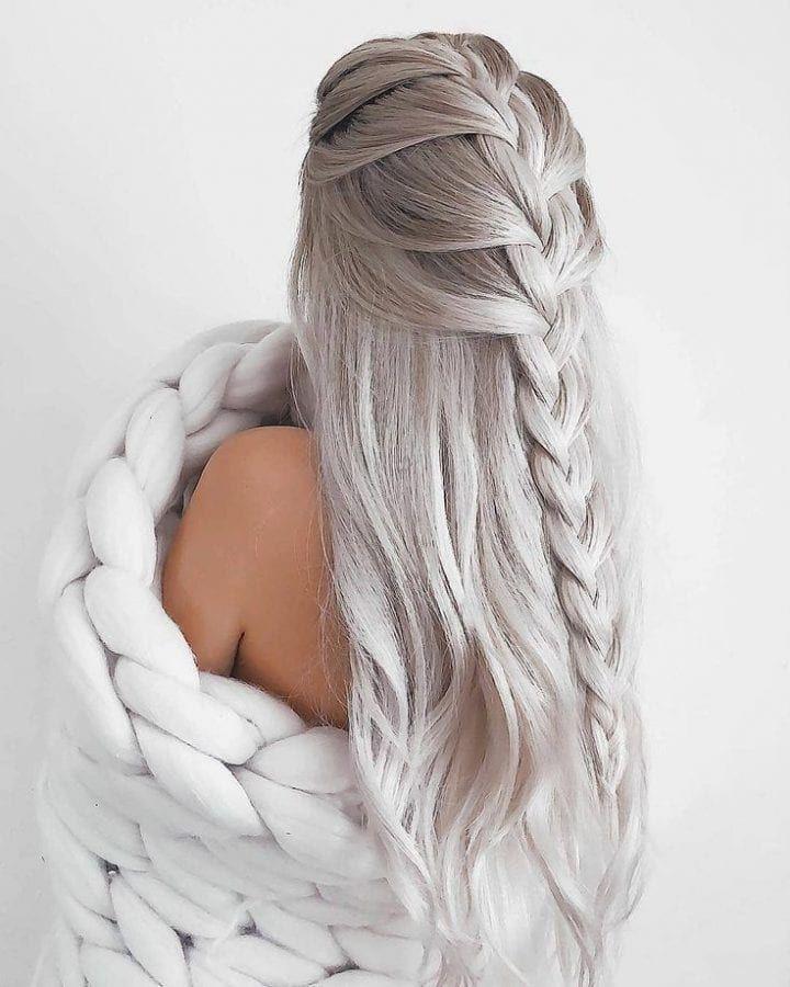 #haargrau – pinex – Bunte Hair Diy
