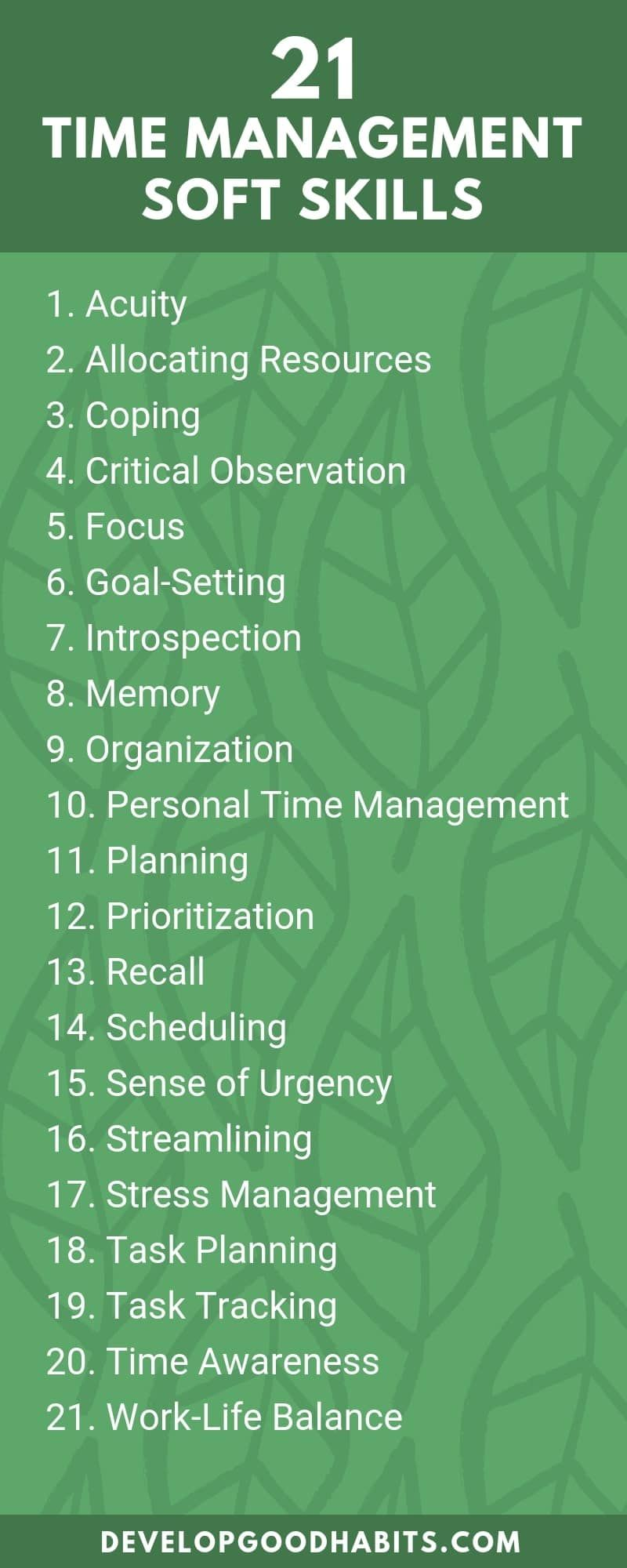 135 Soft Skills List to Stand Out on a Resume or Job