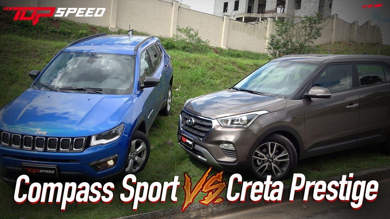 Comparativo Compass Sport Vs Creta Automotivo Creta Carros