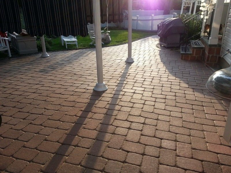 Marvelous Find This Pin And More On Backyard Stuff. To Seal Or Not Seal Patio Pavers