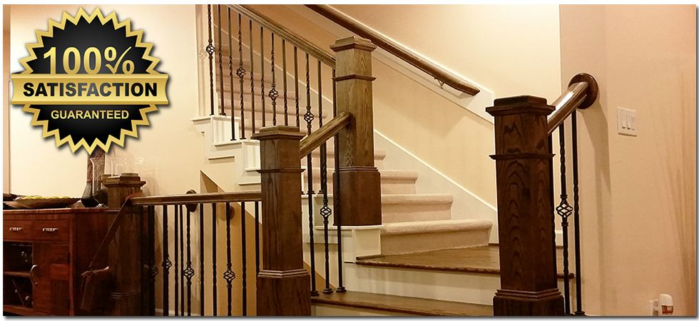 Affordable Stair Parts Stair Box Newel Post