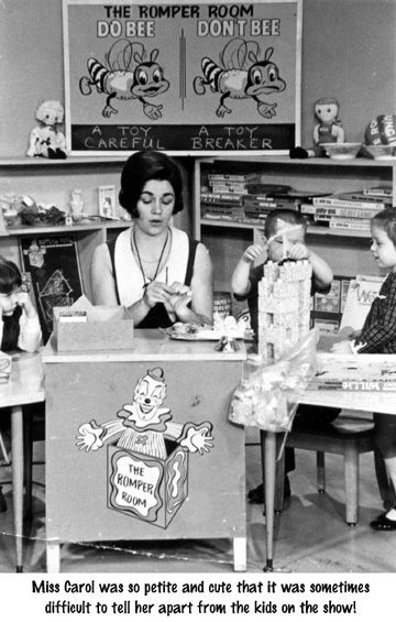 Romper Room I Was Sad That My Name Was Never Said When She Looked
