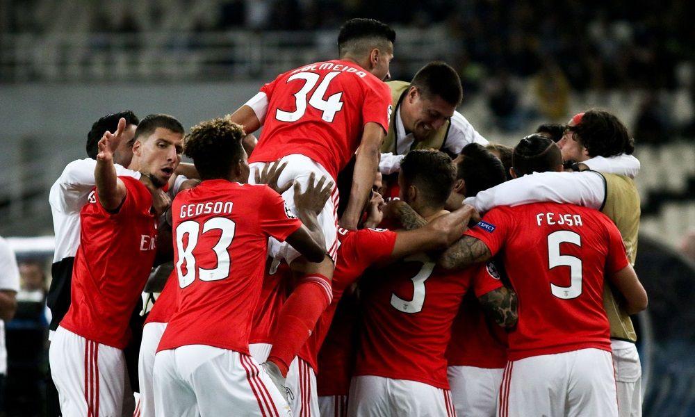 4bd0d8b642 O  Benfica venceu hoje em casa do AEK Atenas por 3-2