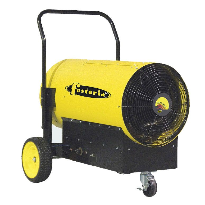 Rental Portable Electric Heaters for Short Term Houston ...