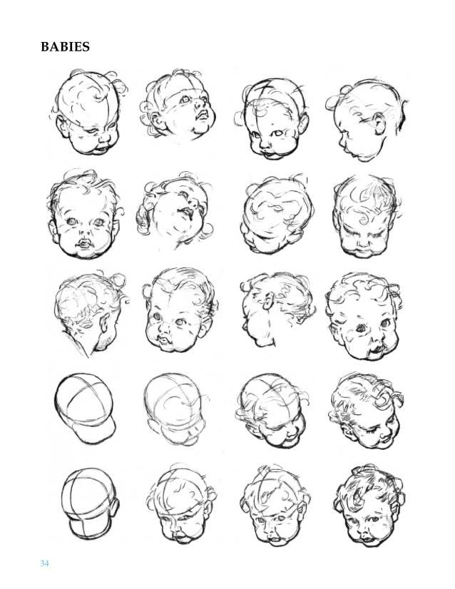 Fun With a Pencil | Drawings, Andrew loomis, Drawing reference