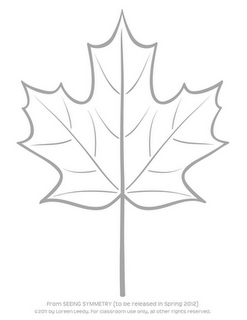 I N K A Fall Question Leaf Coloring Page Leaf Outline Maple Leaf Drawing