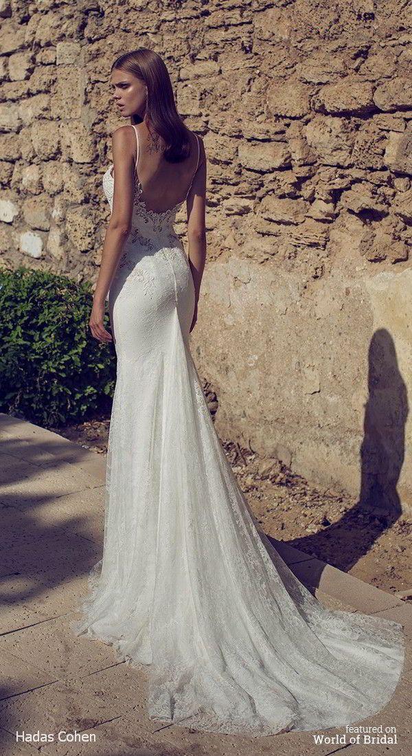 Hadas Cohen 2016 Wedding Dress