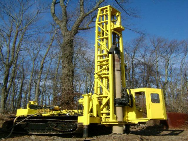 Pin by Rock & Dirt on Drilling Equipment | Ingersoll rand, Drill