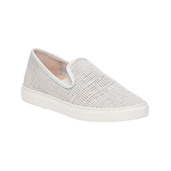 Women's Vince Camuto Becker Slip On featuring polyvore, women's fashion,  shoes, sneakers,