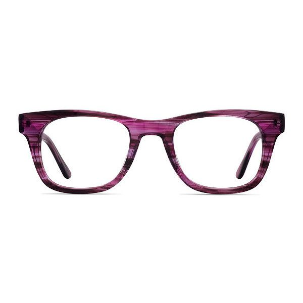 44e1c02586 Women s Alisson - Purple square - 17703 Rx Eyeglasses (220 NOK) ❤ liked on