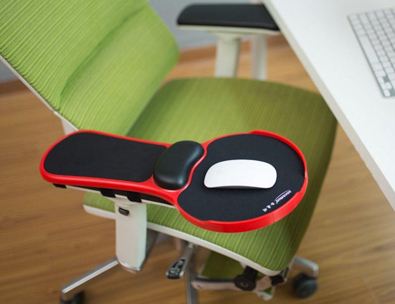 Mouse Pad Arm Rest By JINCOMSO   Http://thegadgetflow.com/portfolio