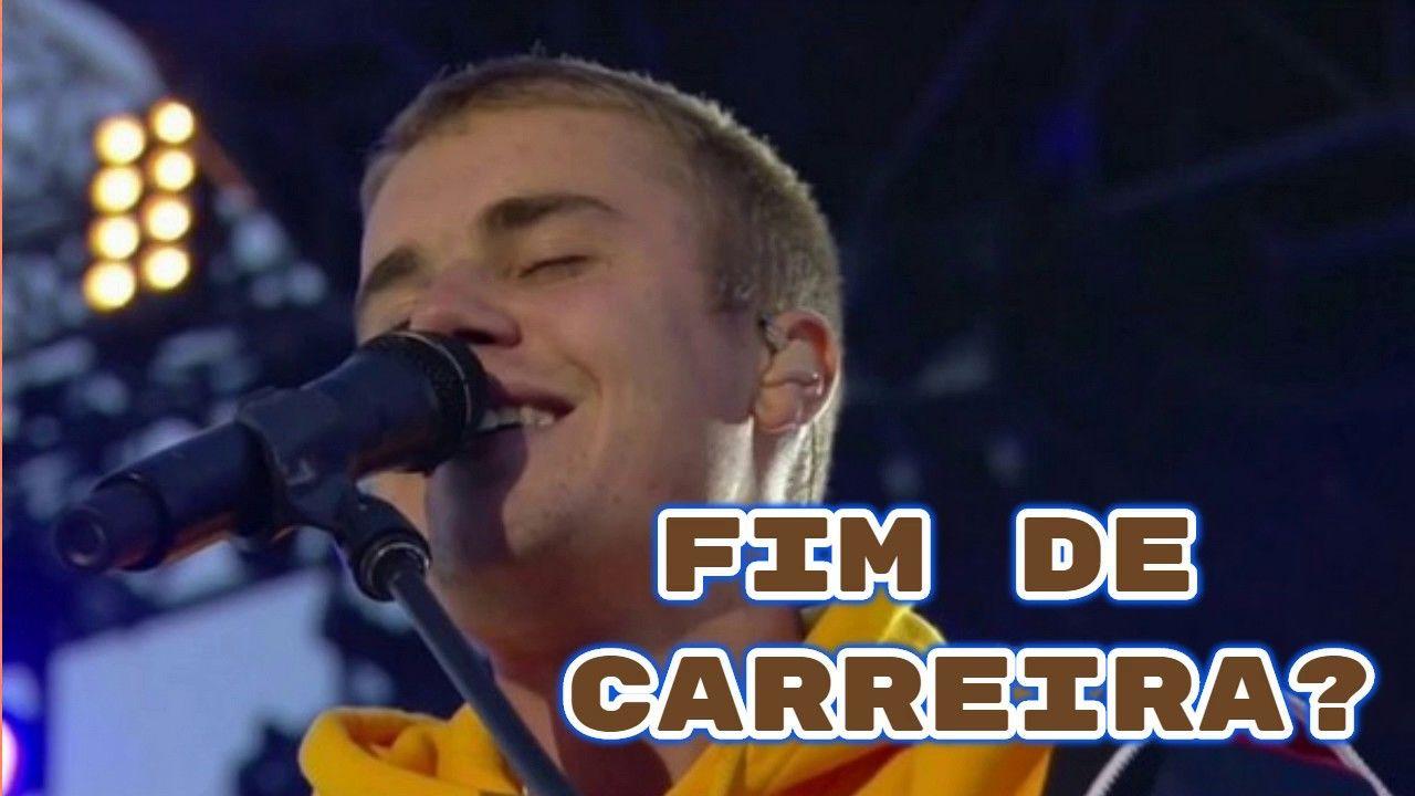 Justin Bieber cancelou turnê para se 'dedicar a Cristo' após entrar para...