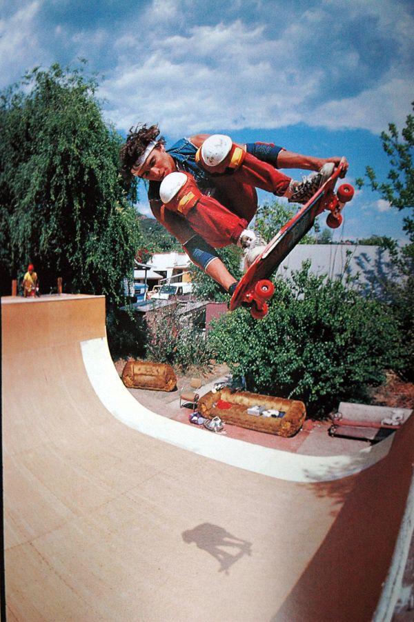 Mark Rogowski Skateboard