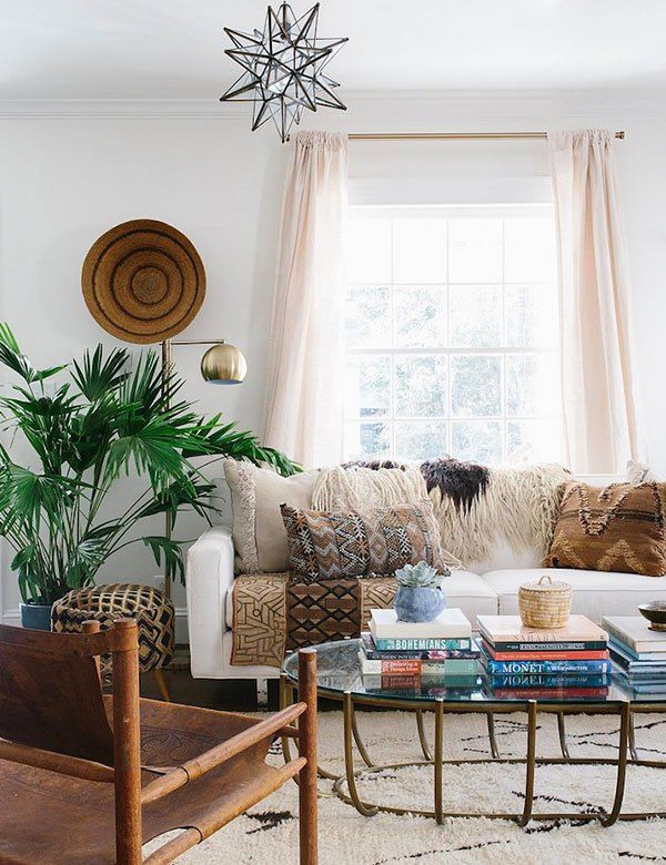 The adorable boho chic home of Carley Summers My Cosy Retreat