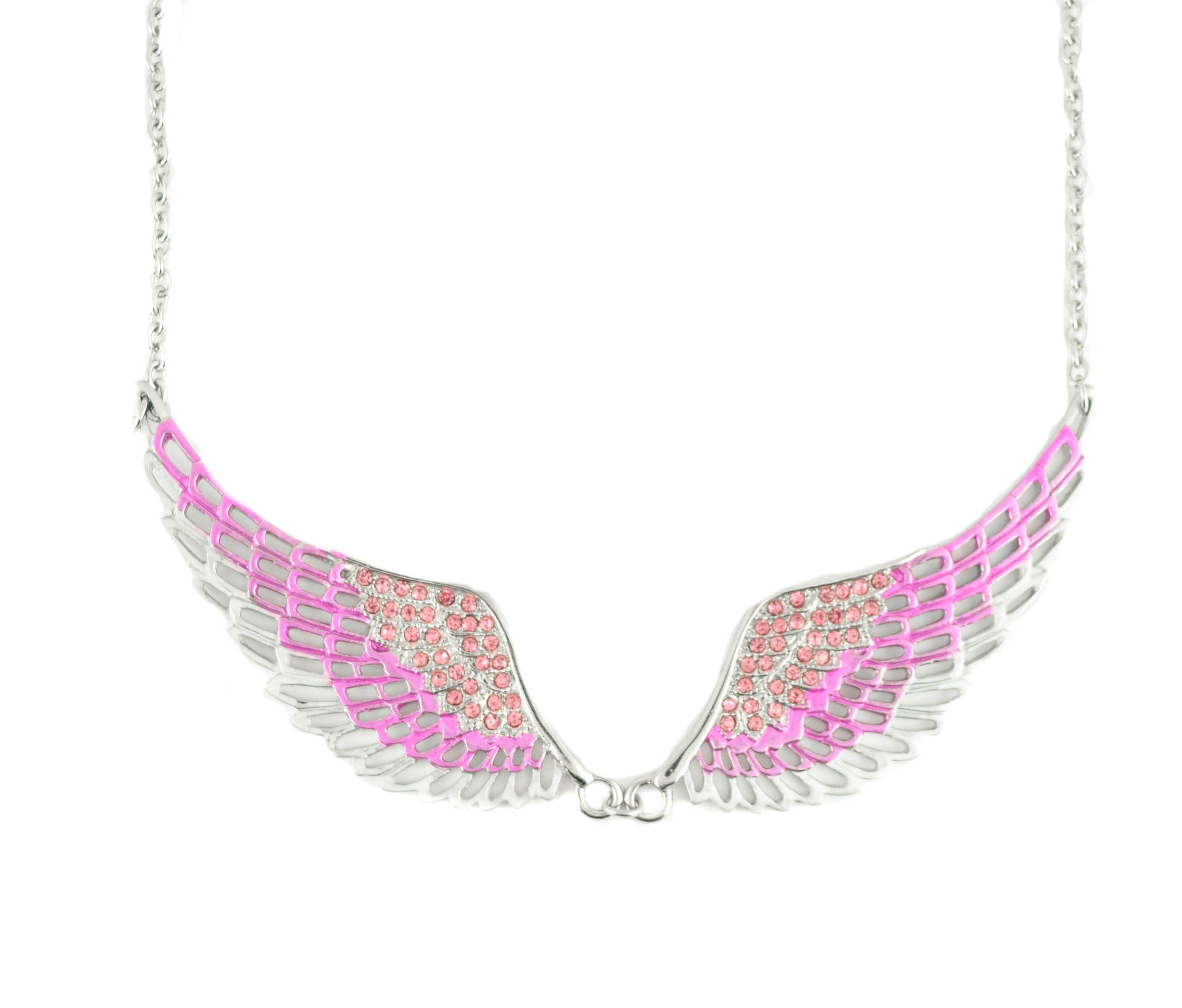 winged necklace teen challenge gaintl