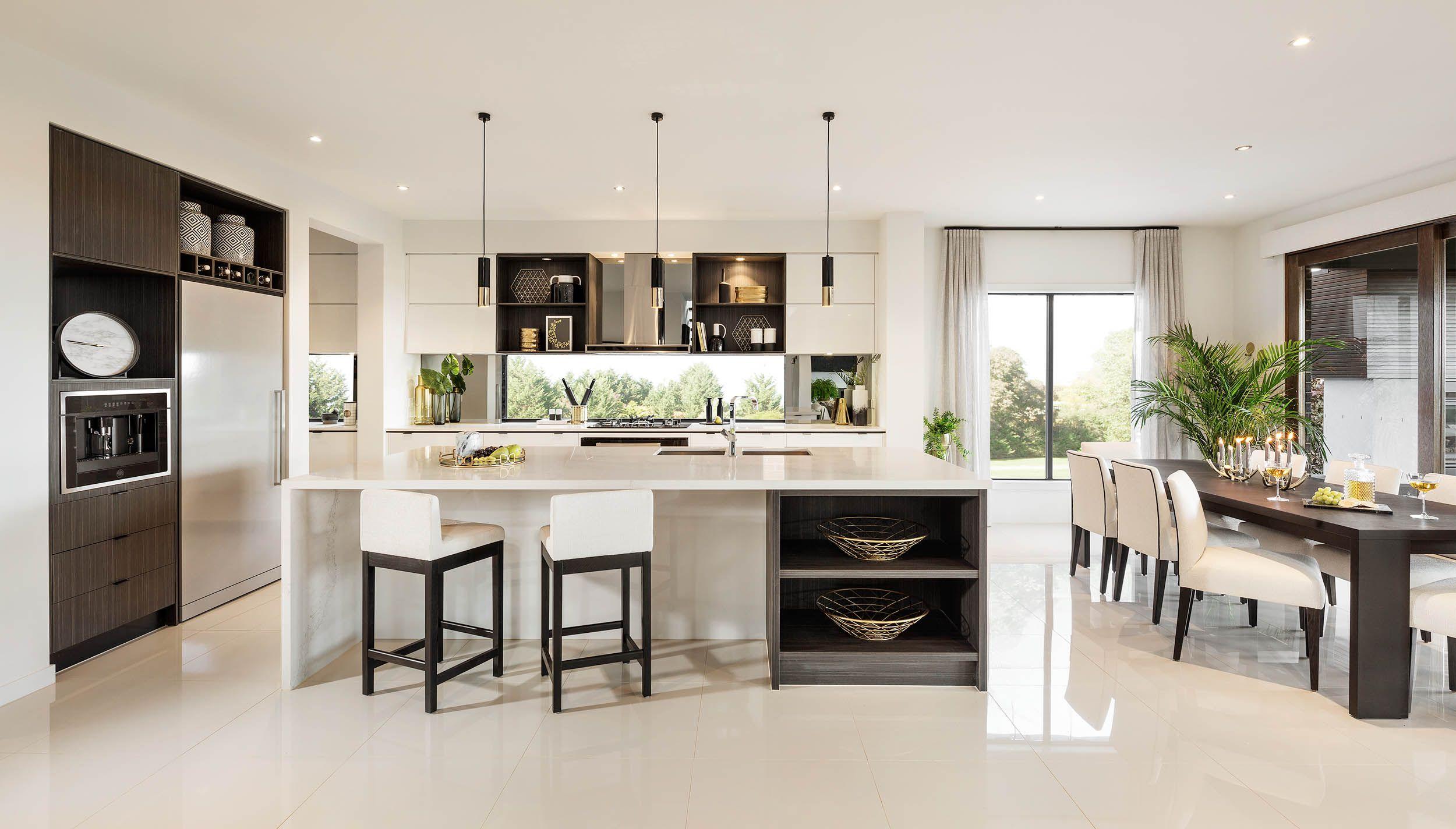 Pingl par claudia ratsimandresy sur kitchens - La maison trojan melbourne ...