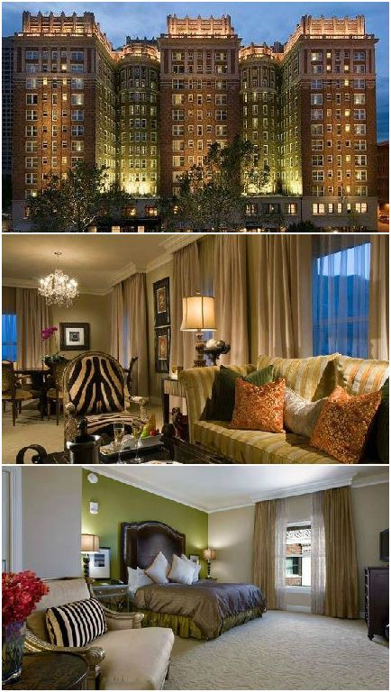 One Of Oklahoma City S Most Celebrated Boutique Hotels The Skirvin Hilton Was Named