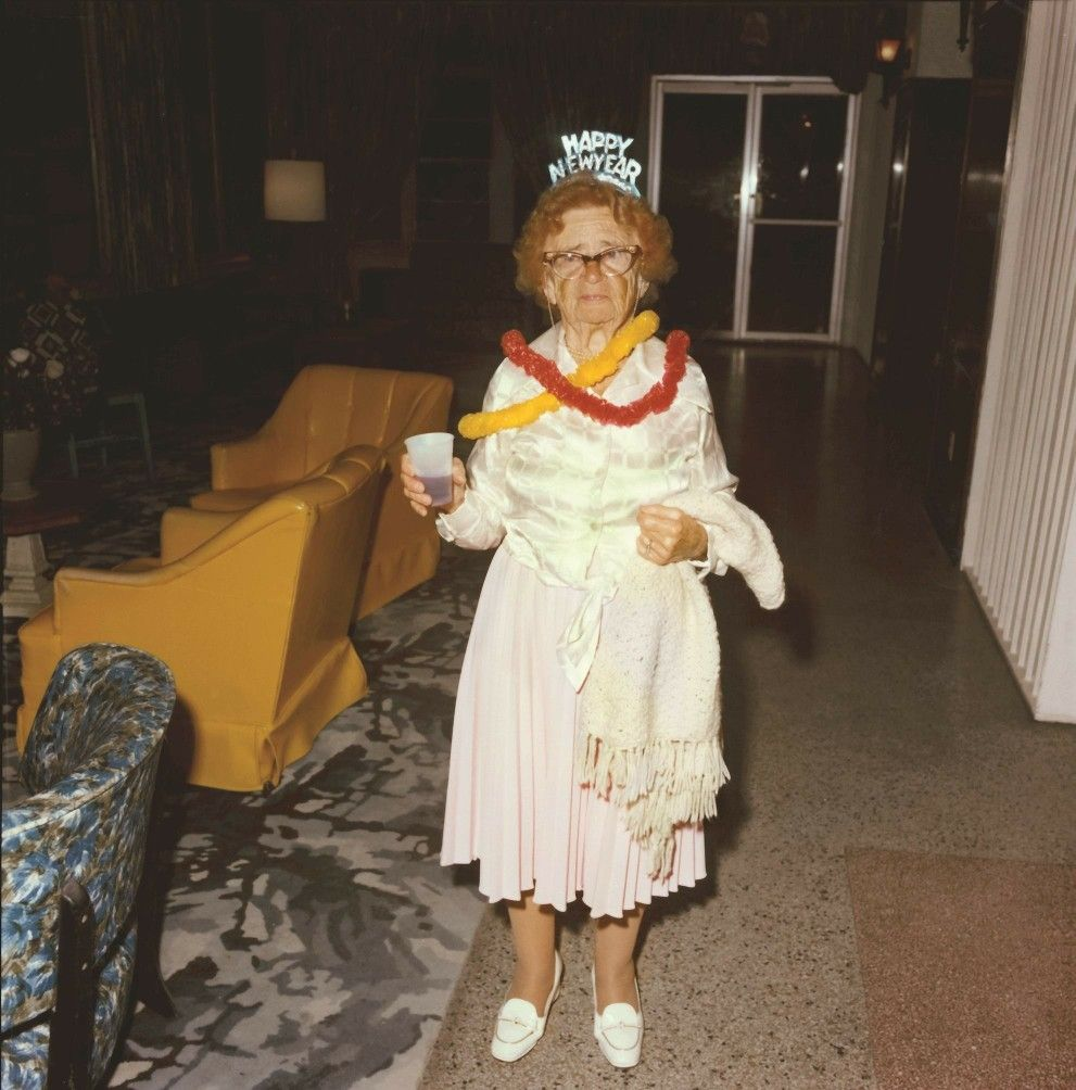 Andy Sweet, Miami 1970s New years eve pictures, New