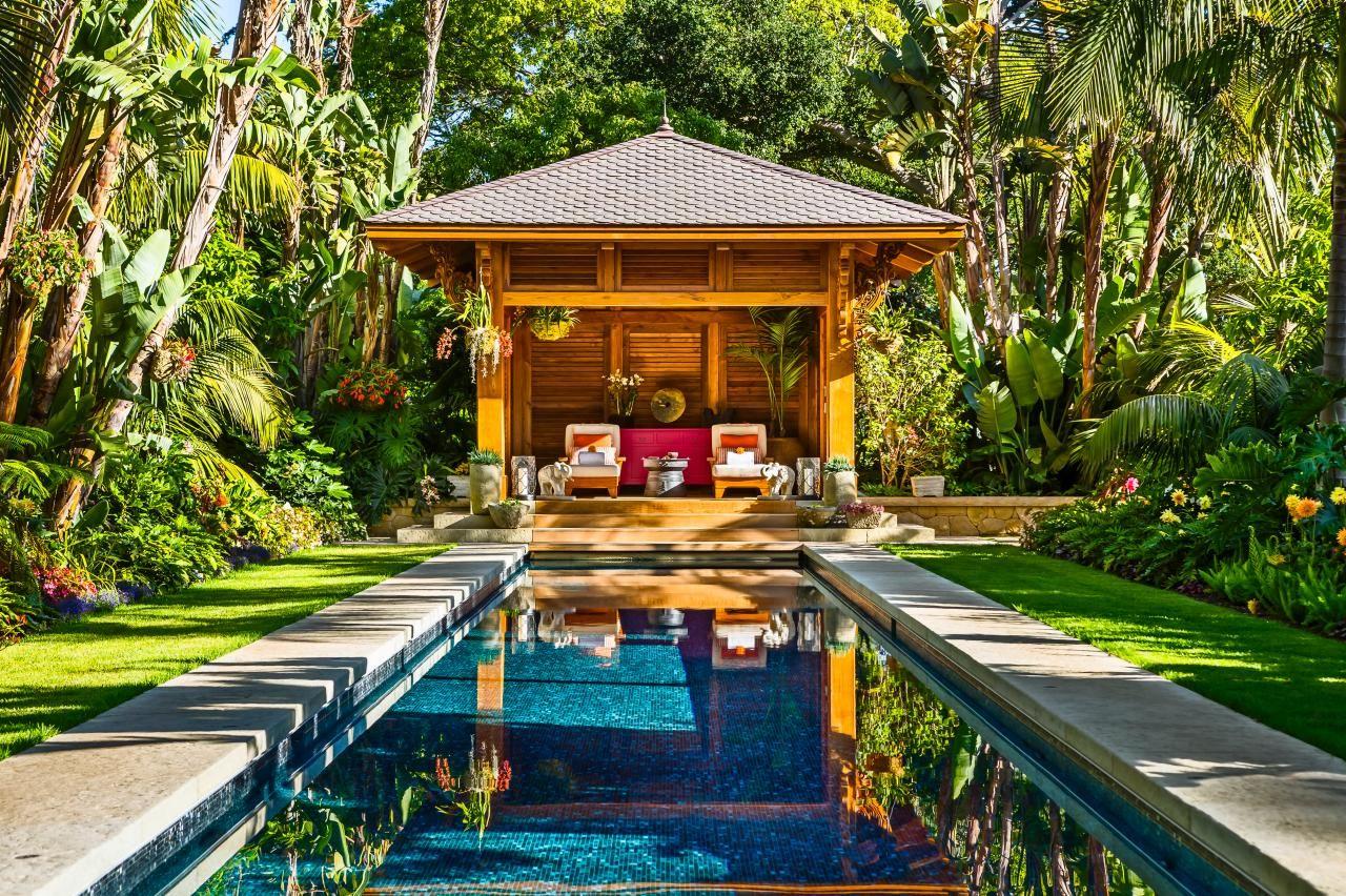 balinese inspired backyard escape balinese hgtv and backyard