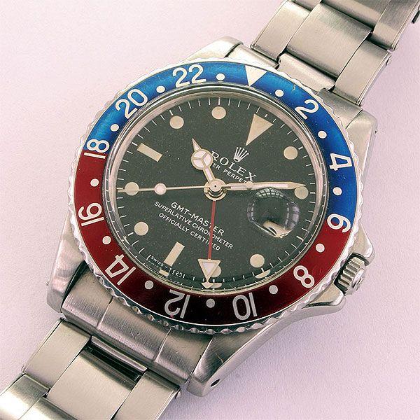 Another Grail watch -- 1969 Rolex GMT
