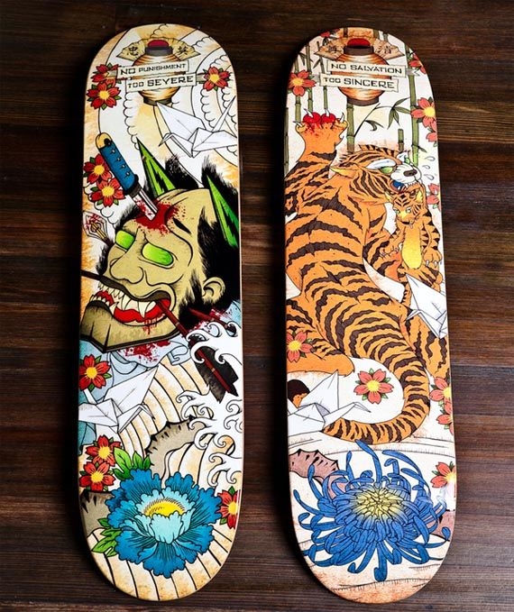 skateboard design - Skateboard Design Ideas