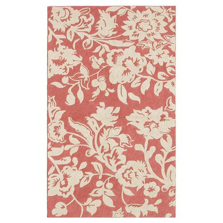 I pinned this Batik Rug in Terracotta from the Rugs Under $300 event at Joss and Main!