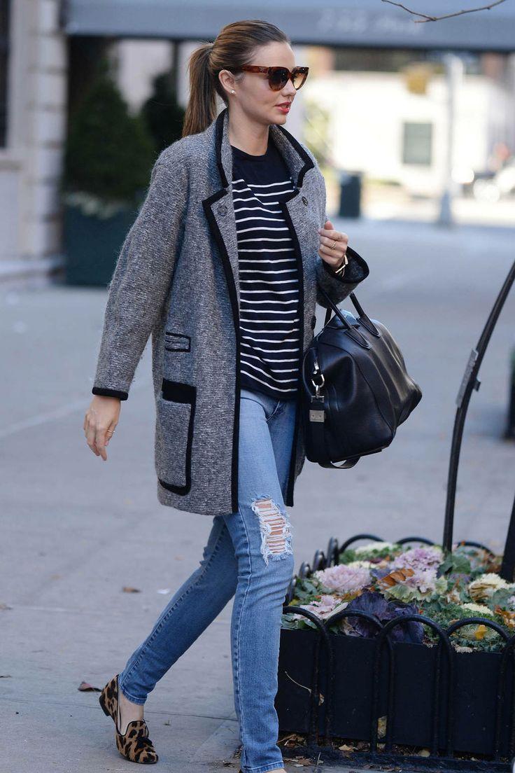 Miranda Kerr's awesome shoes