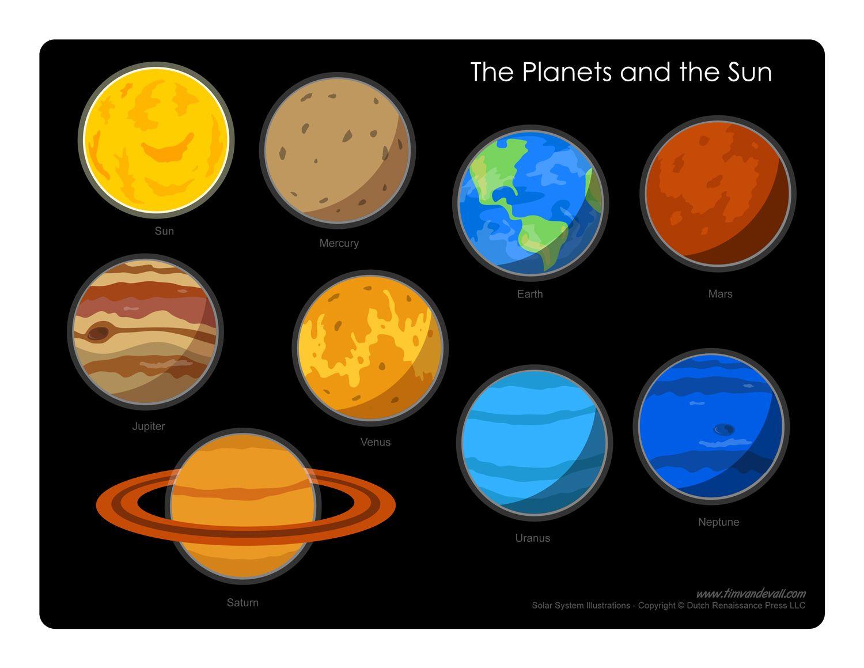 printable solar system clementine - photo #25