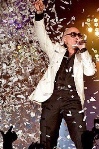 Pitbull Miami Concert 2012 Music Beats Songs To Sing Celia Cruz
