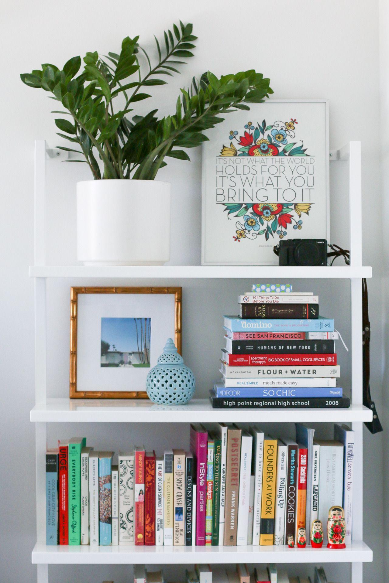 5 Tips for Styling Bookshelves Styling
