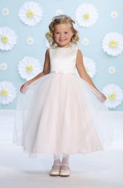8272377e9d Joan Calabrese for Mon Cheri Flower Girl Dresses - MODwedding