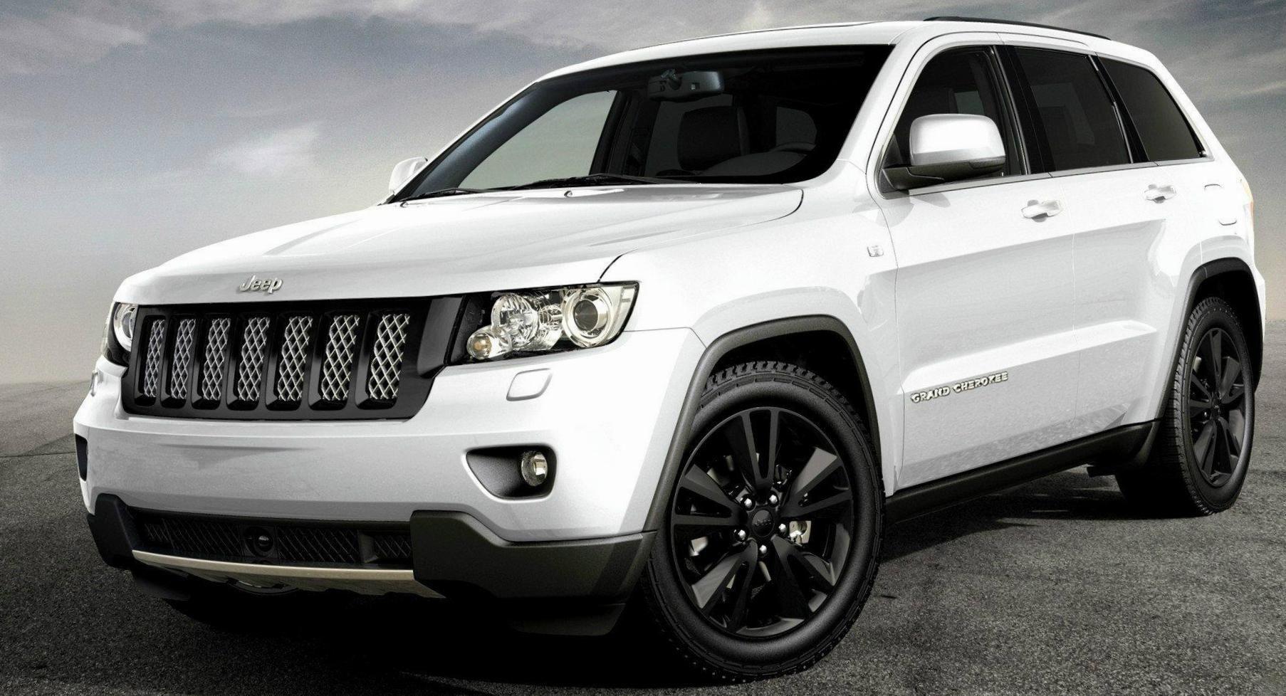 Cherokee Jeep models