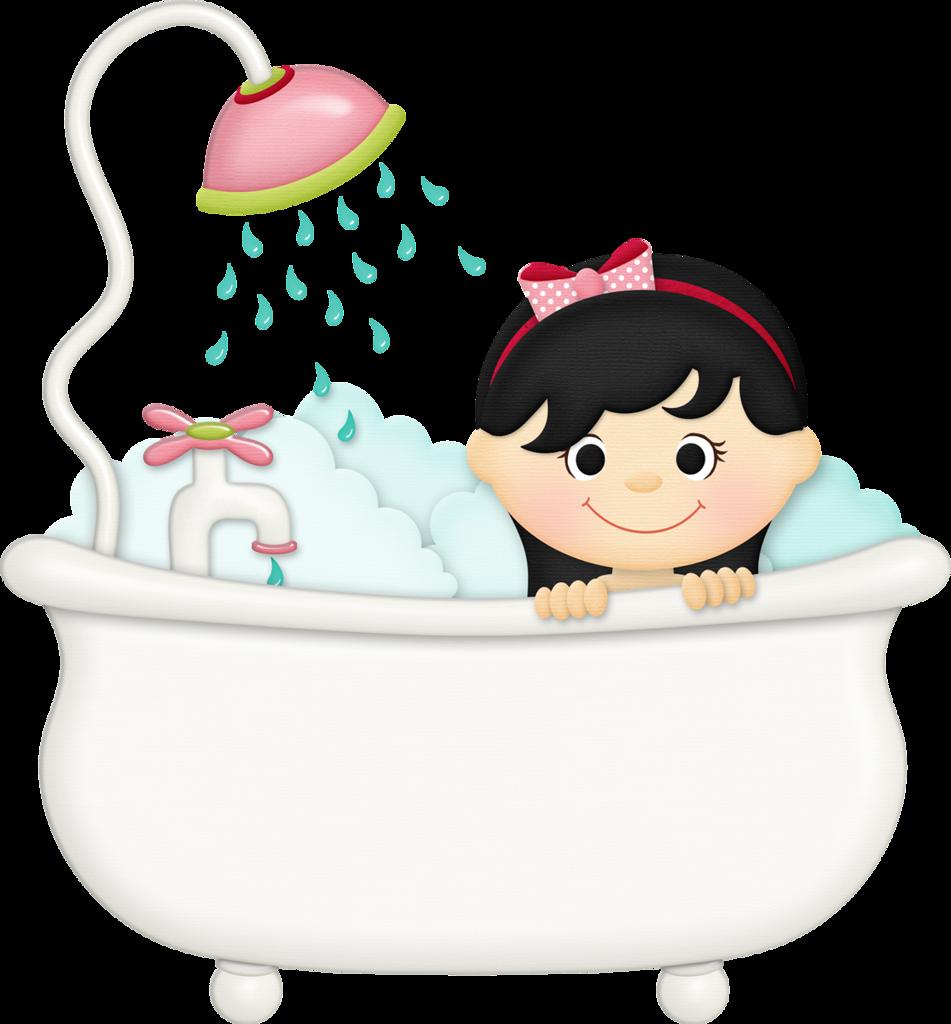Мультяшные картинки мыться