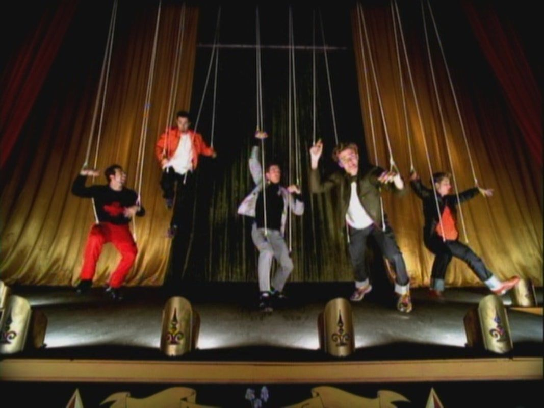 Nsync Image Nsync Bye Bye Bye Music Video Nsync Music Videos Music