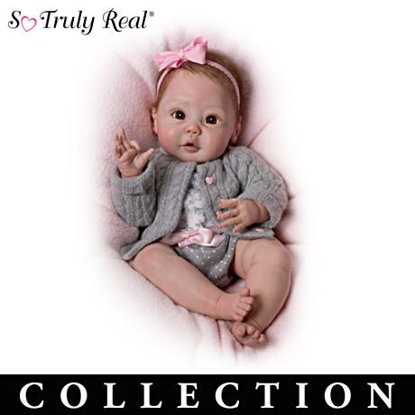Cuddly Cuties Baby Doll Collection By Sherry Miller