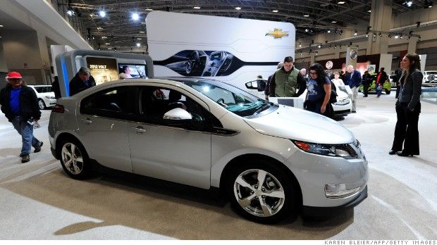 The Electric Chevy Volt Is So Quiet That Some People Forget To Shut It Off A Update Will Make Sure Stops Running Automatically