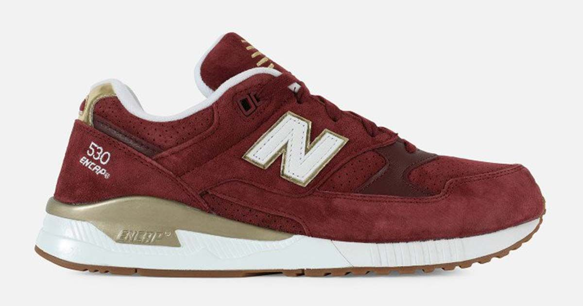 Get These St. Jude New Balance 530 x Villa/DTLR For Just $90 While