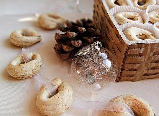 Denny Chef Blog: Taralli di farina di tapioca e semi di canapa