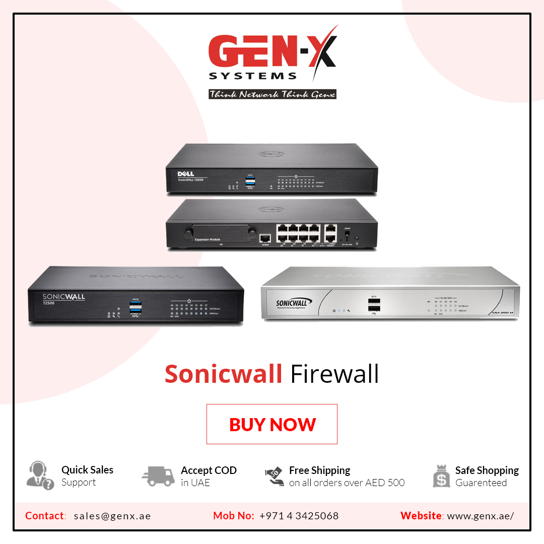 buy sonicwall firewall in dubai uae network engineer on sonic wall id=85650
