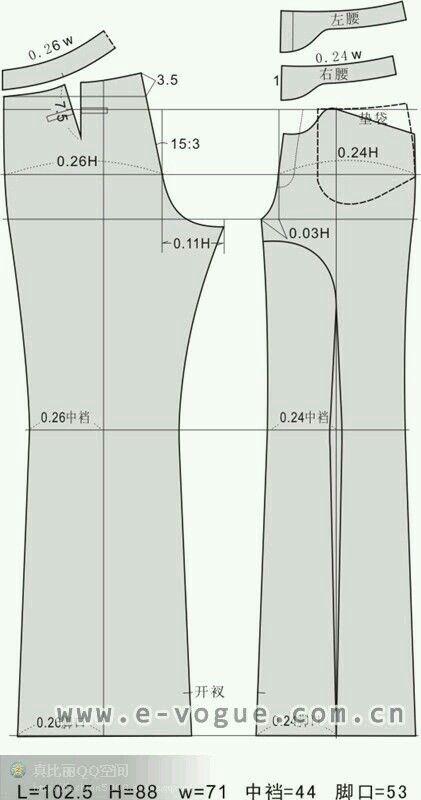 Pin by Laura Aguayo on Draft : Pantalones, leggings | Pinterest ...