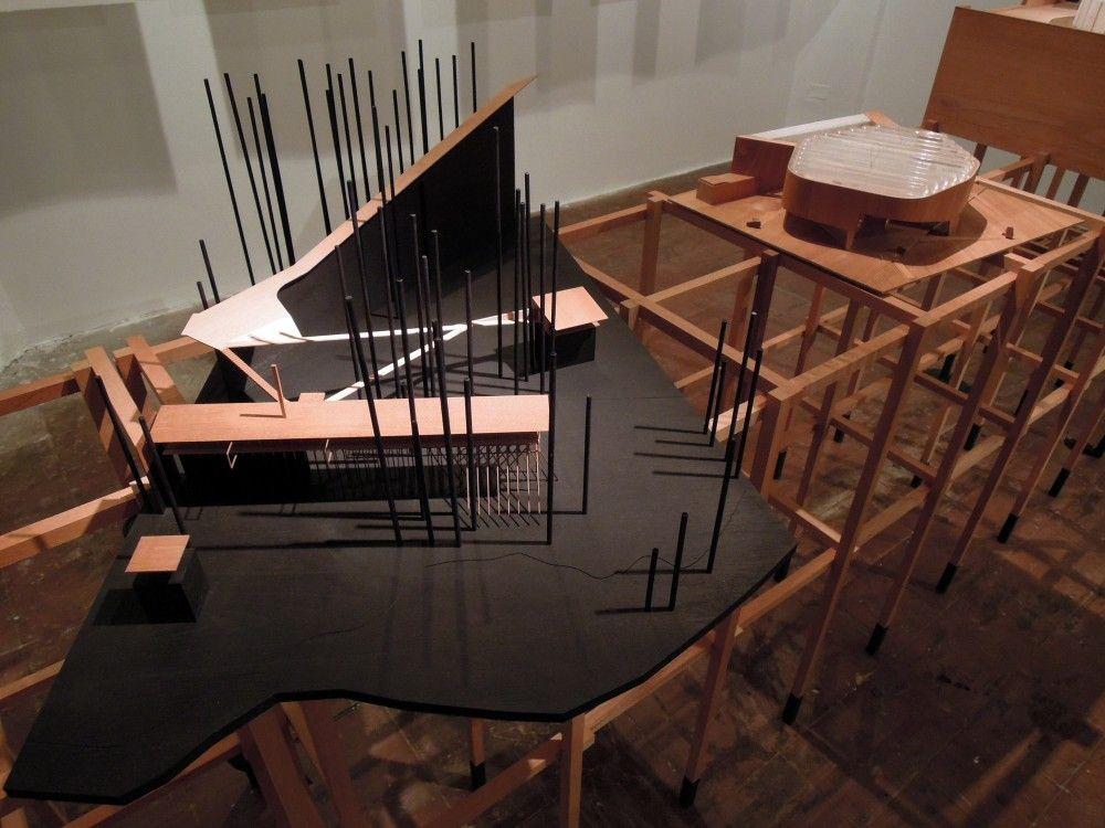 Galería de Exposición \u201cIlustraciones\u201d de Smiljan Radic + Alejandro